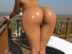 Chk out latisha and her super hot ass this girl is stacked