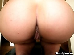 Sexy blonde babe bangs the shit out of her man in these hot pics