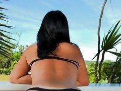 Camille Campos in Sunny Fun