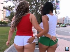Ass Parade: These two bradley's got crazy ass.